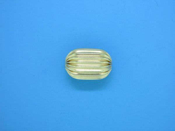 862 - 10.5x15.5mm Gold Filled Fancy Bead