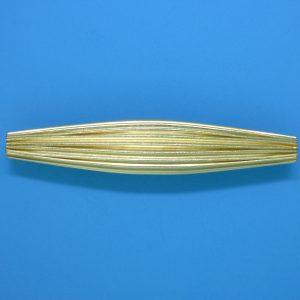 868 - 8x42.5mm Gold Filled Fancy Bead