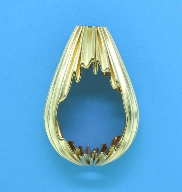305 Gold Filled Fancy Bead