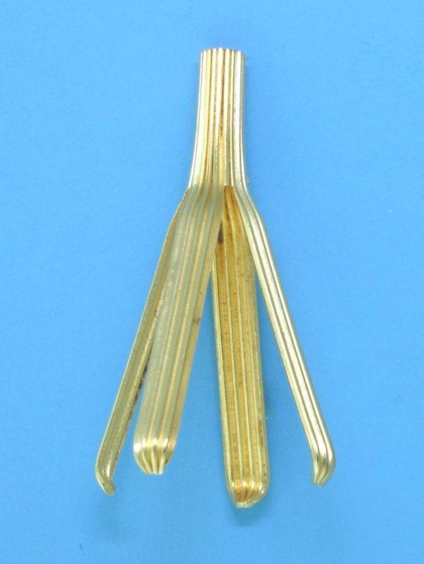308 Gold Filled Fancy Bead