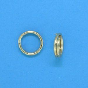 355 - 6.2mm Gold Filled Split Ring