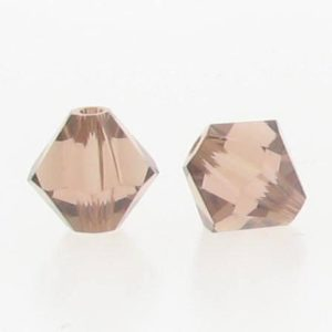 5301/5328 - 6mm Swarovski Bicone Crystal Bead -Colorado Topaz
