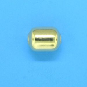 227 - 6.3x8.2mm Gold Filled Fancy Bead