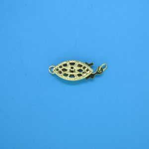 365 - Gold Filled Fish Hook Clasp