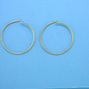#1824 - 19mm (19 Gauge) Gold Filled Hoops