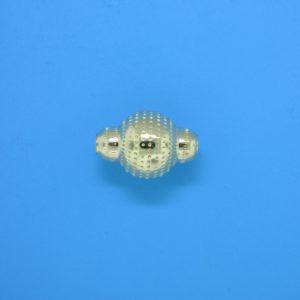 1164 - 10x14.5mm Gold Filled Fancy Bead