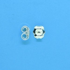 686 - Sterling Silver Earring Back