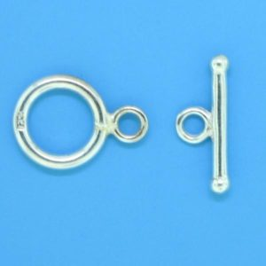 1335 - Sterling Silver Toggle Clasps