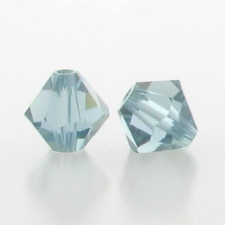 5301/5328 - 6mm Swarovski Bicone Crystal Bead -Indian Sapphire