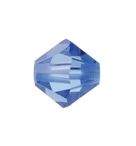 5301/5328 - 6mm Swarovski Bicone Crystal Bead - Sapphire
