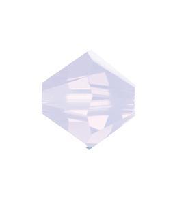 5301/5328 - 6mm Swarovski Bicone Crystal Bead - Violet Opal
