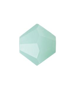 5301/5328 - 6mm Swarovski Bicone Crystal Bead - Mint Alabaster