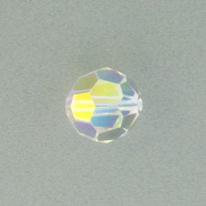 5000 - 4mm Swarovski Round Crystal - Crystal AB