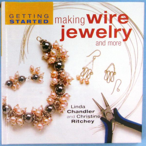 11019 - Making Wire Jewelry Book