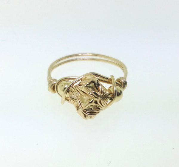 12139 - Gold Filled Ring