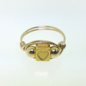 12140 - Gold Filled Ring