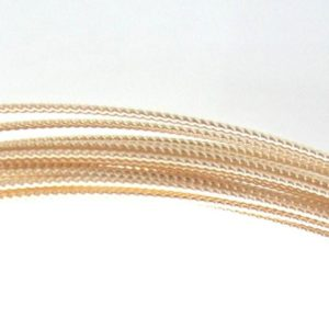 549 - (20-G) Gold Filled Half Hard Twisted Wire