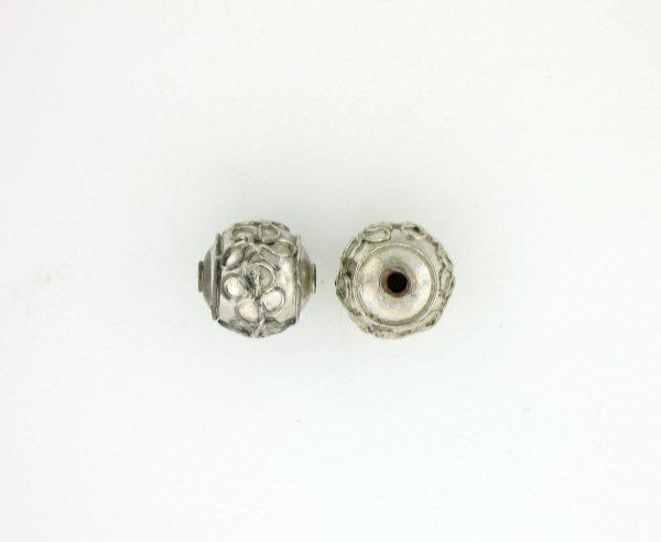 9044M - 9mm Fancy Metal Bead