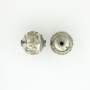 9045M - 12mm Fancy Metal Bead