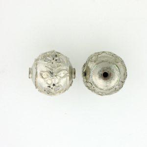 9046M - 14mm Fancy Metal Bead