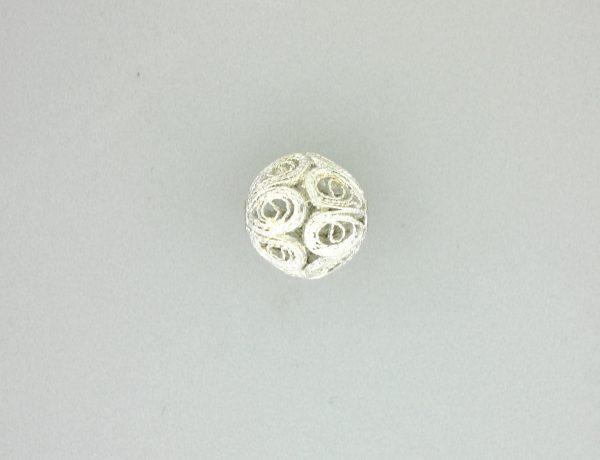 9048M - 12mm Fancy Metal Bead