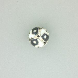 9051M - 12mm Fancy Metal Bead