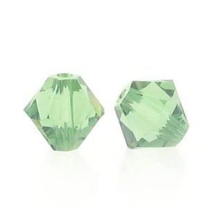 5301/5328 - 4mm Swarovski Bicone Bead - Erinite