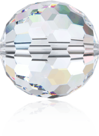 5003 - 6mm Swarovski Disco Ball - Crystal AB