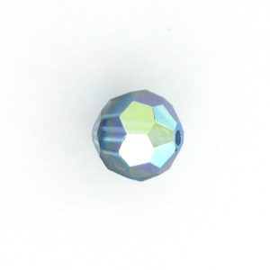 5000 - 7mm Swarovski Round Crystal - Montana AB
