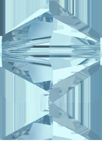 5301/5328 - 10mm Swarovski Bicone Bead - Aquamarine