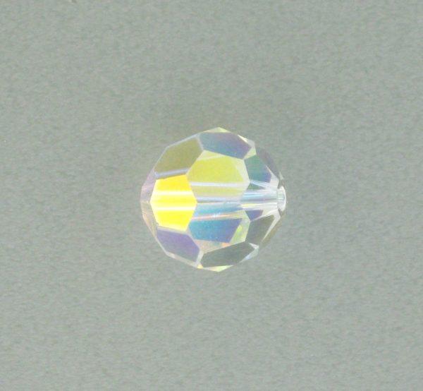 5000 - 7mm Swarovski Round Crystal - Crystal AB