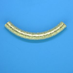 445 - 5x37mm Gold Filled Curved Tube