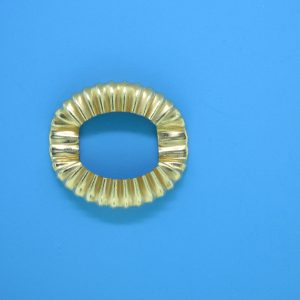 906 - Gold Filled Jagger Bead