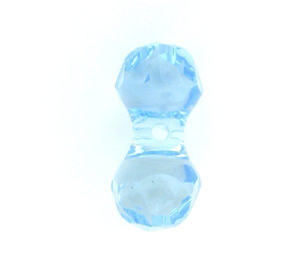5150 - 11x6mm Swarovski Crystal Modular Bead - Aquamarine