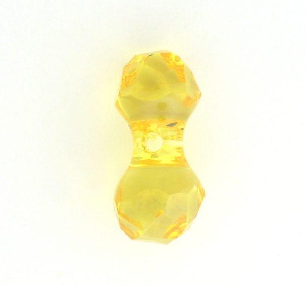 5150 - 11x6mm Swarovski Crystal Modular Bead - Light Topaz