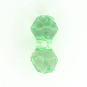 5150 - 11x6mm Swarovski Crystal Modular Bead - Peridot