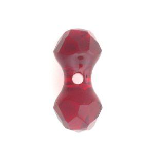 5150 - 11x6mm Swarovski Crystal Modular Bead - Siam