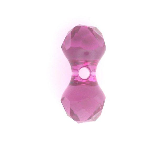 5150 - 15x7mm Swarovski Crystal Modular Bead - Fuchsia