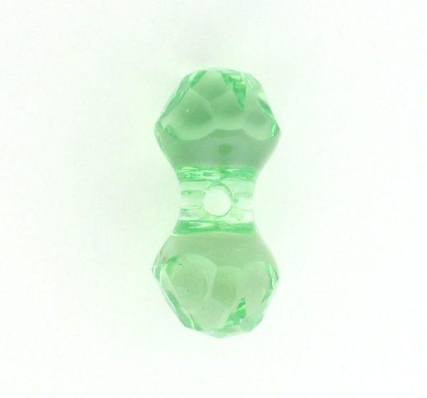 5150 - 15x7mm Swarovski Crystal Modular Bead - Peridot