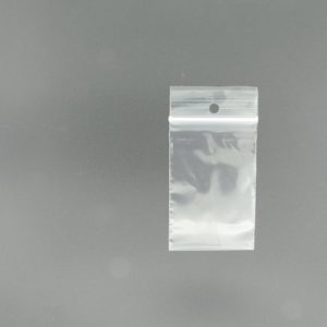 11079 - 2inx3in Plastic Zip Lock Bags (100 Bags)