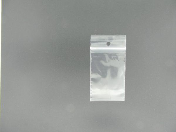 11079 - 2inx3in Plastic Zip Lock Bags (100 Bags)
