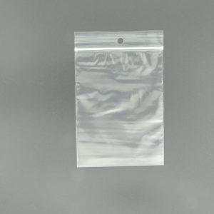 11080 - 3inx4in Plastic Zip Lock Bags (100 Bags)