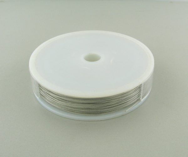 11049 - Tiger Tail Wire - 0.026, 1x7, 100ft