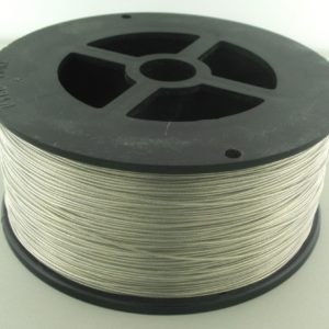11051 - Tiger Tail Wire - 0.026, 1x7, 1000ft