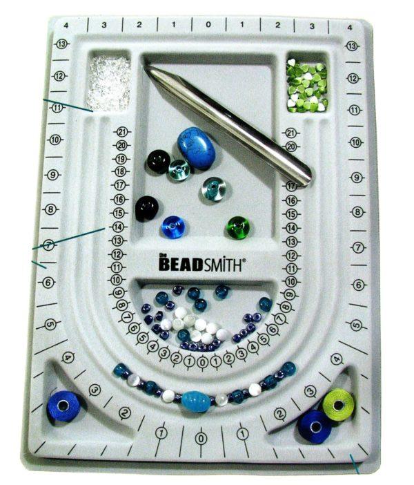 11070 - 9x12 3 U Channel Jewelry Design Board