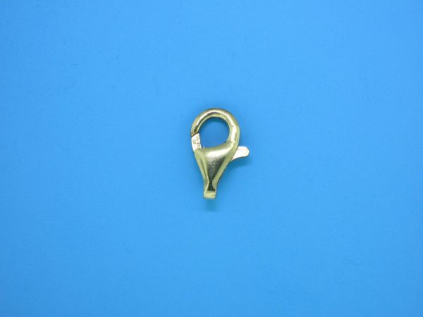 974 - 7x12mm Gold Filled Trigger Clasp