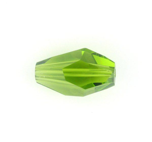 5203 - 18x12mm Swarovski Polygon Bead - Olivine