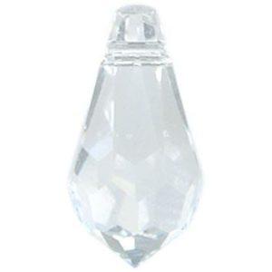 6000 - 28x14mm Swarovski Drop Pendants - Crystal