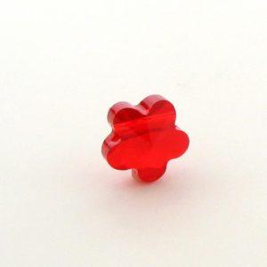 5744 - 8mm Swarovski Crystal Flower Bead - Light Siam
