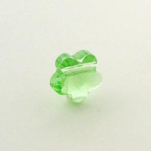 5744 - 8mm Swarovski Crystal Flower Bead - Peridot